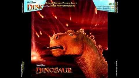 Dinosaur (complete) - 28 - Carnotaur Standoff