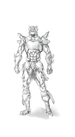 File:Monster hunter zerthorm armor by pokemonnowmon-d3fee8d.png