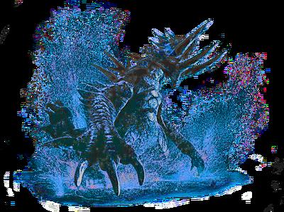 MHZ - Unknown Akantor (Dark Akantor)