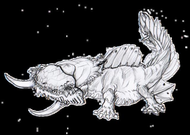 File:Monster hunter urtharius by pokemonnowmon-d30tapc.png