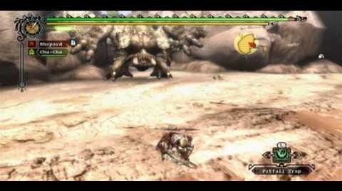 Monster Hunter Tri - Diablos SnS Tutorial