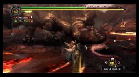 Monster Hunter Tri - Uragaan Tutorial (Great Sword)