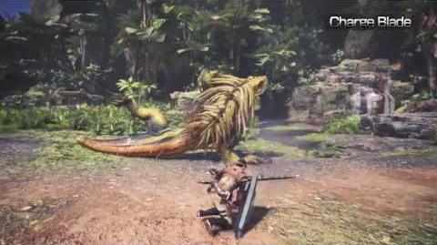 Monster Hunter World Technische Waffen vorgestellt PS4, Xbox One, PC