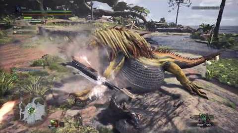 Monster Hunter World Mehrspieler-Video (deutsch) PS4, Xbox One, PC