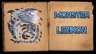 Monster Hunter World Iceborne - Monster Lexikon - Silberner Rathalos