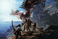 Monster Hunter World - Artwork - E3 03