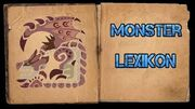Monster Hunter World Iceborne - Monster Lexikon - Rosa Rathian