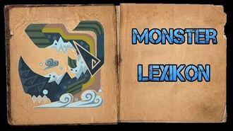 Monster Hunter World Iceborne - Monster Lexikon - Beotodus