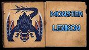 Monster Hunter World Iceborne - Monster Lexikon - Nargacuga