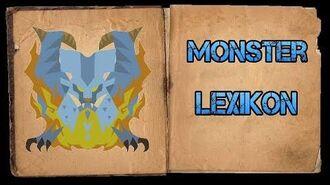 Monster Hunter World Iceborne - Monster Lexikon - Lunastra