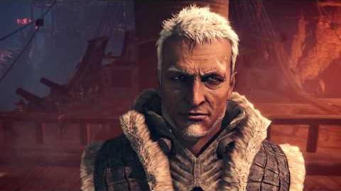 Monster Hunter World Third Fleet Trailer deutsch PS4, Xbox One, PC
