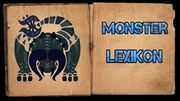 Monster Hunter World Iceborne - Monster Lexikon - Schwarze Diablos