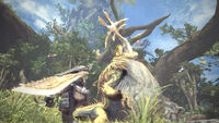 Monster Hunter World - E3 Screenshot 07