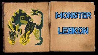 Monster Hunter World Iceborne - Monster Lexikon - Wütiger Brachydios