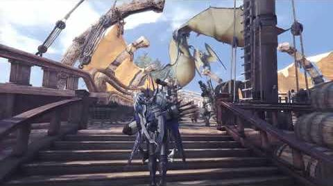 Monster Hunter World Paris Games Week Trailer PS4, Xbox One, PC