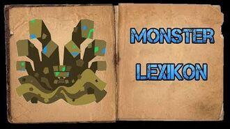 Monster Hunter World Iceborne - Monster Lexikon - Shara Ishvalda