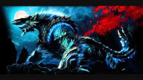 "Monster Hunter Portable 3rd- ""Thunder Wolf Wyvern"" Jinouga's Theme"