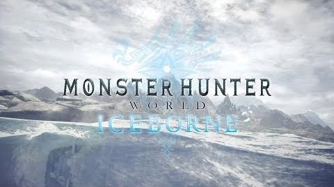 Monster Hunter World Iceborne reveal