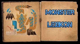 Monster Hunter World Iceborne - Monster Lexikon - Tigrex