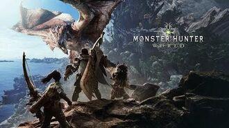 Monster Hunter World Iceborne - alle Cutscenes - Meisterjäger Rüstung