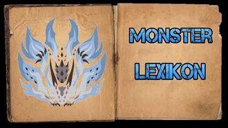 Monster Hunter World Iceborne - Monster Lexikon - Xeno'jiiva