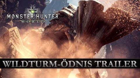 Monster Hunter World gamescom-Trailer Wildturm-Ödnis PS4, Xbox One, PC