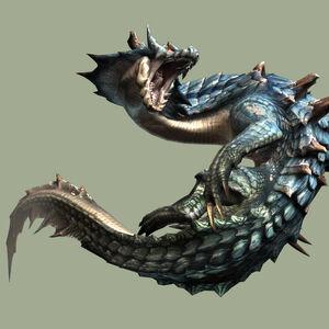 List Of Monsters Monster Hunter Tri Wiki Fandom