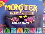 Monster in My Pocket (Board Game)