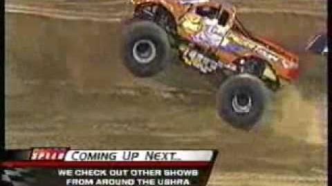 2004 USHRA Monster Trucks - Atlanta, GA - Freestyle Part 4