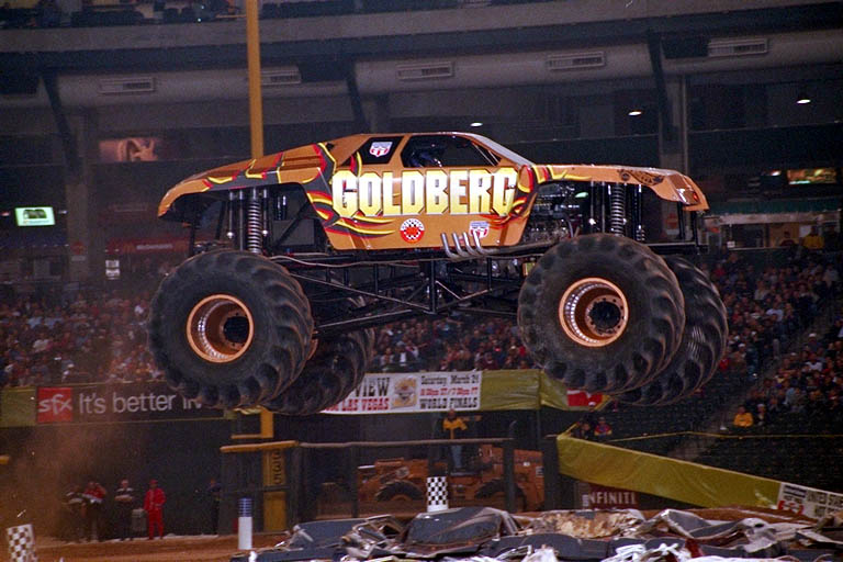 Wcw Monster Trucks Monster Jam Wiki Fandom Powered By