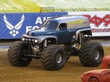 Grave Digger The Legend