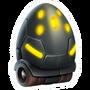 Holter's Bodyguard-huevo