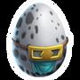 Tijen-huevo