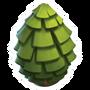 Living Forest-huevo