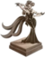 Deco violet statue 1x1 v1