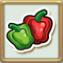 Sweet pepper @ M L