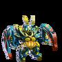 Sparking Mantis