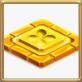 Gold paving
