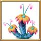 Tri blossom