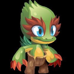 Treezard 1