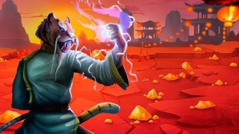 Monster Legends - Master Fong (Nivel 1 al 90) Combate