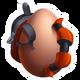 Burning Rogue-huevo