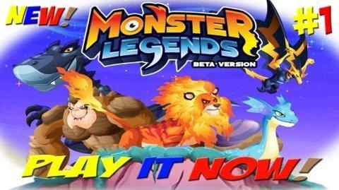 Monster Legends - Episode 1 (NEW GAME)