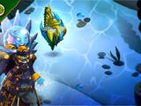 Aquatic Feast Maze