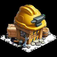 Worker's - Hut
