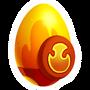 Tormenta de Fuego-huevo