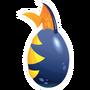 Shock Turtle-huevo