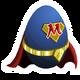 Super Pandalf-huevo