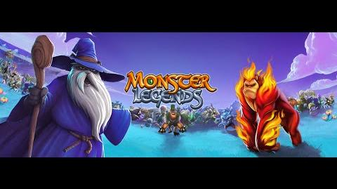 Monster Legends TV Commercial