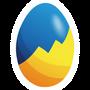 Thunder Eagle-huevo